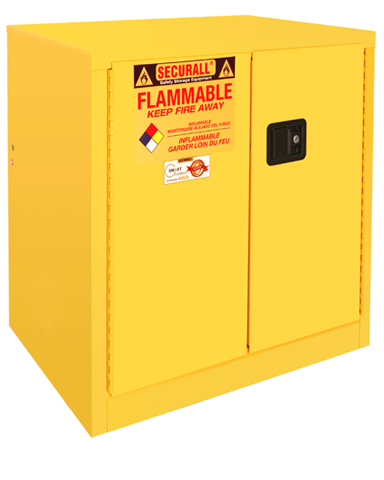 Delightful A131   30 Gal Flammable Cabinet, Flammable Safety Storage, Flammable  Storage Cabinet, Flammable Liquid Storage, Flammable Material Storage  Cabinet