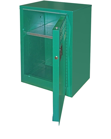 AG105   Chemical Storage Cabinet, Pesticide Storage, Pesticide Cabinet,  Agrichemical Storage Cabinet, Turf Management Chemical Storage Cabinet