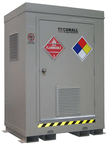 Securall 174 Buildings Amp Lockers Hazmat Amp Drum Storage