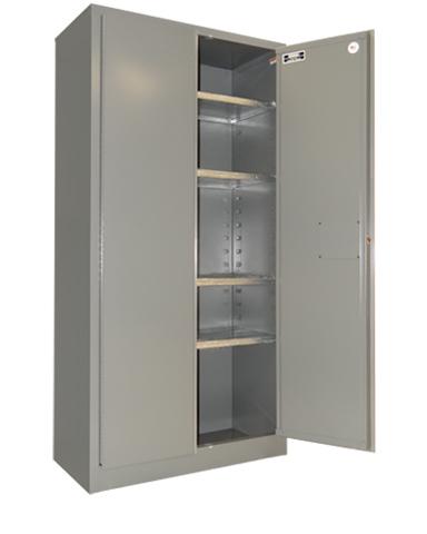 industrial storage cabinet with doors.  Doors SS172  Industrial Cabinet Storage Commercial  Double Wall Cabinet Throughout With Doors SECURALL