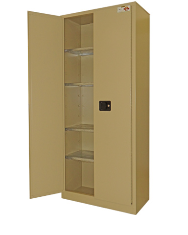 SS184   Industrial Cabinet, Industrial Storage Cabinet, Commercial Storage  Cabinet, Double Wall Cabinet