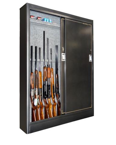 Slimline 14 Gun Cabinet Sd Storage