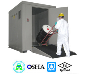 SECURALL® - Safety Cabinet, A & A Sheet Metal Products, Chemical ...