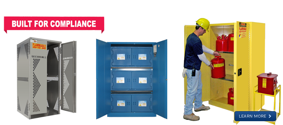 Superior SECURALL®   Safety Cabinet, A U0026 A Sheet Metal Products, Chemical Storage  Buildings, Hazardous Waste Storage, Safety Storage Cabinets