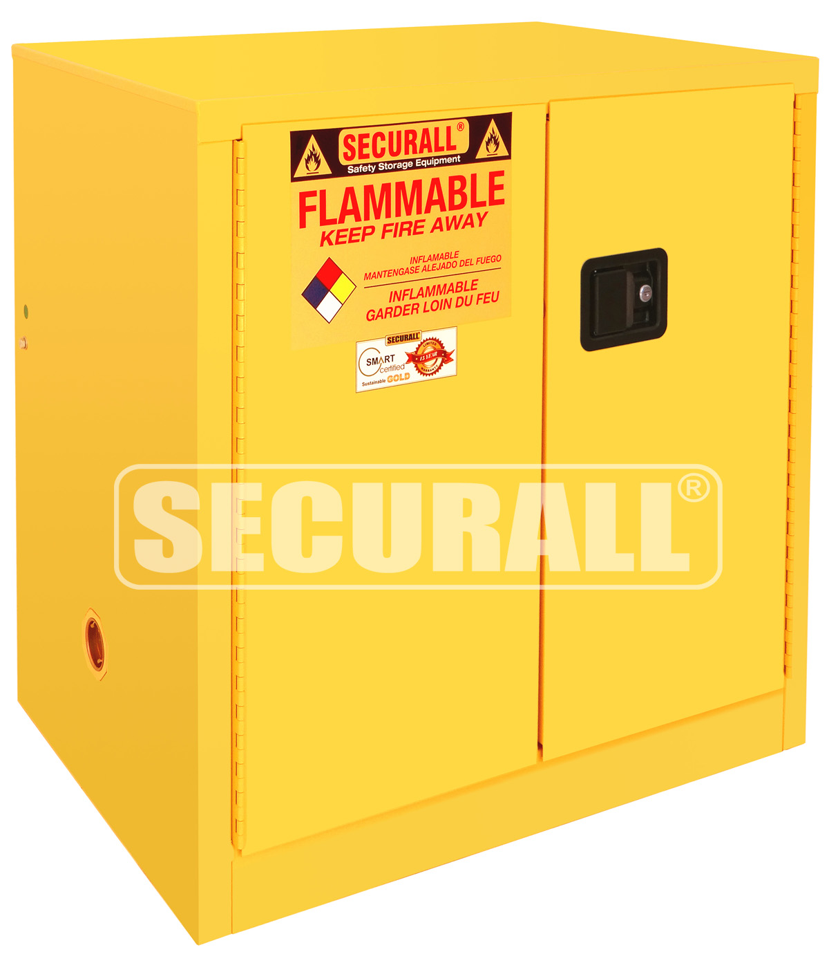 SECURALL®: Flammable Storage, Flammable Cabinet, Flammable Storage ...