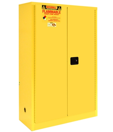 A145 - 45 Gal Flammable Cabinet, Flammable Safety Storage ...