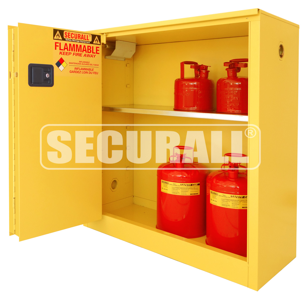 Charmant 30 GAL FLAMMABLE STORAGE CABINETS