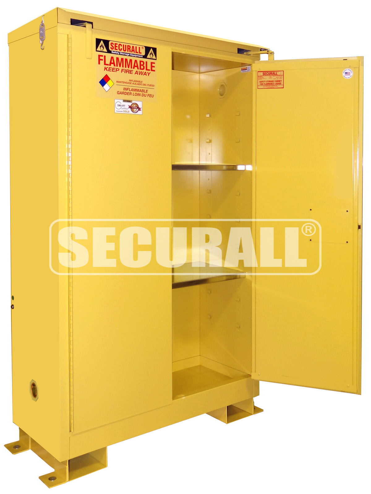 WEATHERPROOF CABINETS  sc 1 st  SECURALL & SECURALL® - Weatherproof Storage Cabinets Weatherproof Safety ...