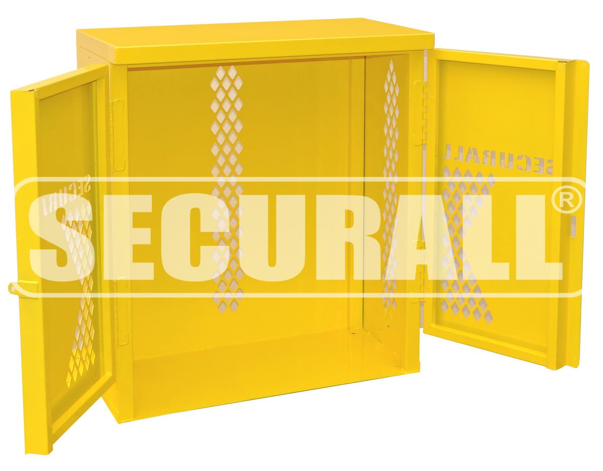 Propane Cylinder Storage Cabinets Best Design 2017