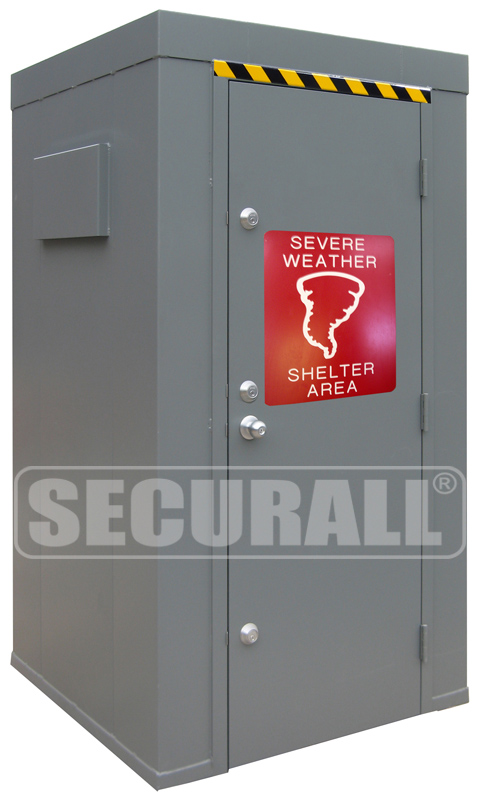 Tornado Shelters - Storm Shelters & FEMA Safe Rooms by Securall