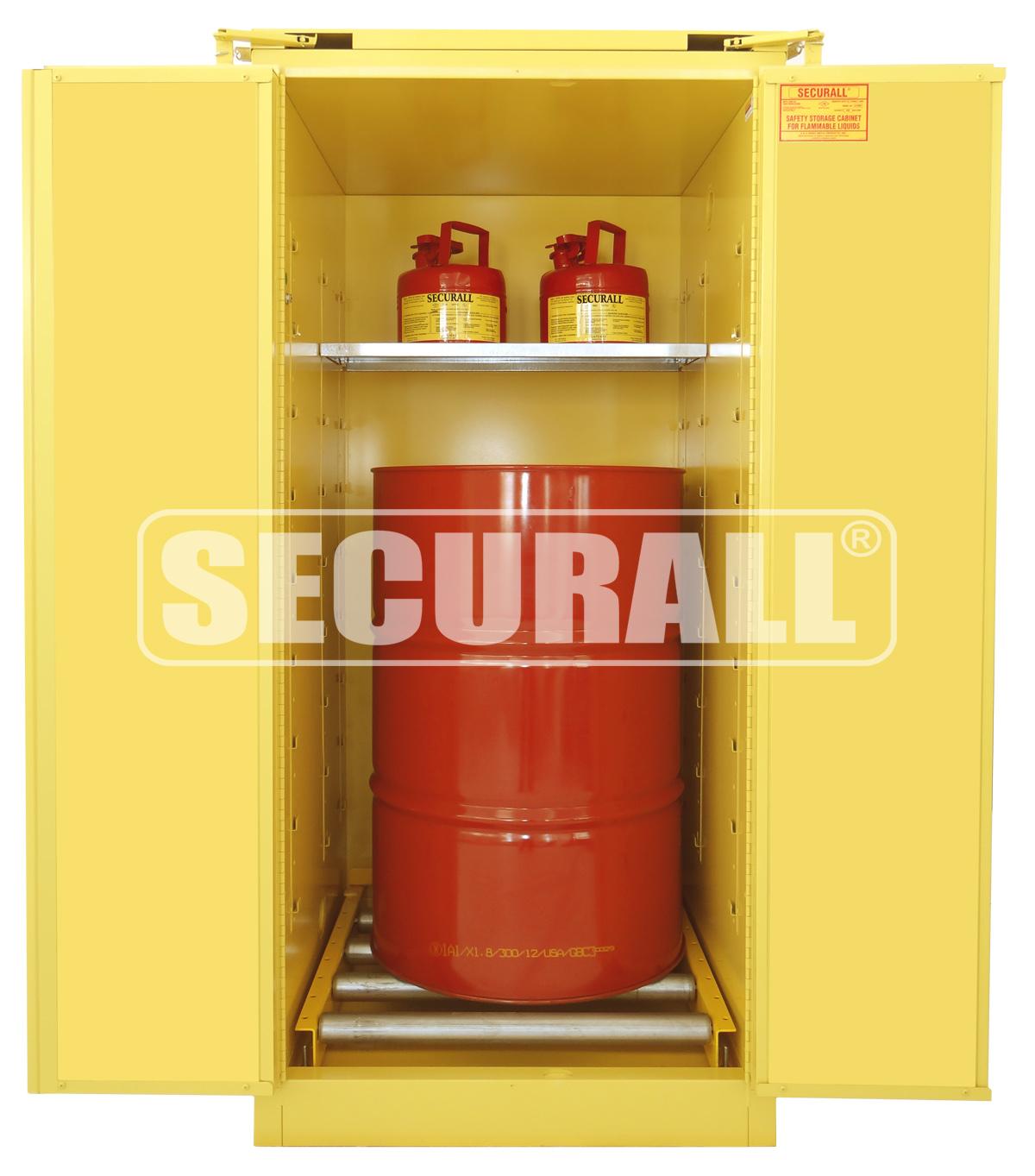 Drum Storage Cabinets, Drum Storage, Safety can Storage Cabinets ...