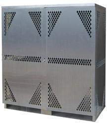 OG20S - Cylinder Storage