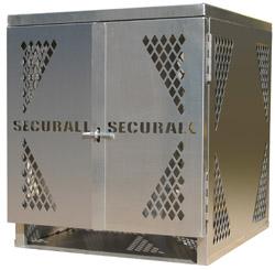 LP4S VERTICAL - Cylinder Storage