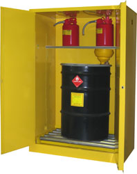 V175 - Flammable Drum Cabinet