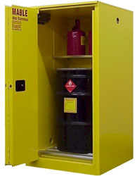 V260 - Flammable Drum Cabinet