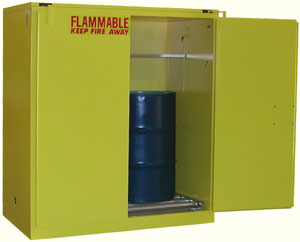 V3110 - Flammable Drum Cabinet