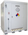 AG600- Chemical Stoage Locker